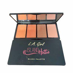 💋5/$20 L.A. Girl Island Hottie Blush Palette